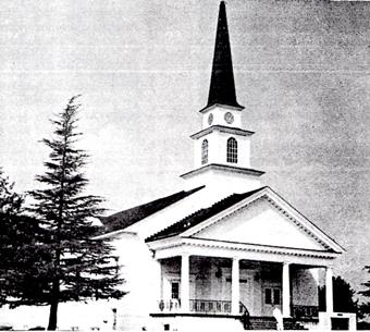 Renovated Church Building - 1969