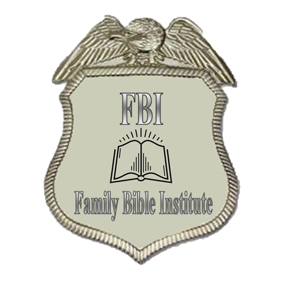 Family Bible Institute Badge